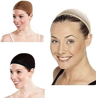 Stretchable Perücke Haar Control Net Cap Mesh-Strumpf für Fancy Party Kostüm Kleid atmungsaktiv Haarnetz