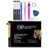 Extremecells Batería para Huawei P8 P9 2017 P10 P20 Lite, batería HB366481ECW + juego de...
