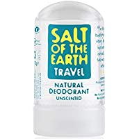 Salt Of The Earth - Desodorante Natural Crystal Spring, 50 G