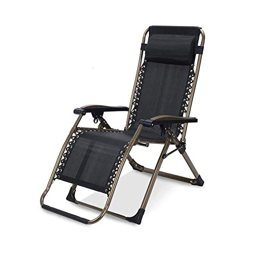 Balancín plegable Garden Reclining Beach Chair Lounger 6.22