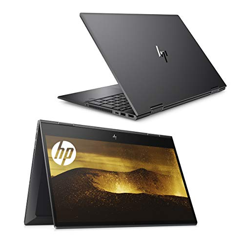 HP ノートパソコン HP ENVY x360 15 15.6インチ フルHDタッチパネルディスプレイ 2in1 コンバーチブルタイプ AMD Ryzen 5/8GB/512GB SSD WPS Office付き (型番:6RD22PA-AAAA)