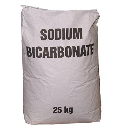 Natriumbicarbonat Natriumhydrogencarbonat (NaHCO3) 25 Kg, reine Lebensmittelqualität E500ii