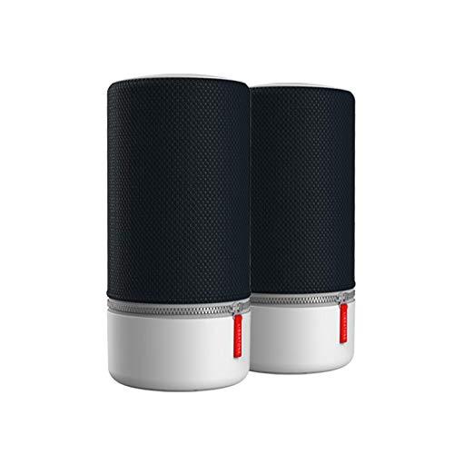 Libratone ZIPP 2, 2er-Set smarte Lautsprecher, schwarz