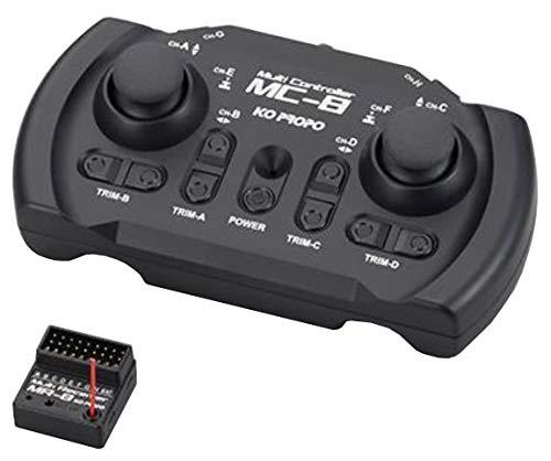 MC-8 2.4GHz MX-F EPセットB (PDS-2503 + VFS-FR2) 10712