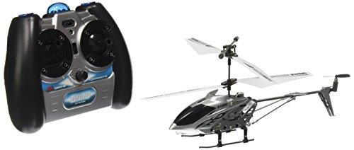 Rayline R100G - 3.5 Kanal Helikopter mit Gyroskop-Stabilisierung, Eigenstabil Dank Doppelrotor