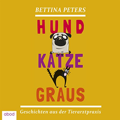 Hund, Katze, Graus audiobook cover art