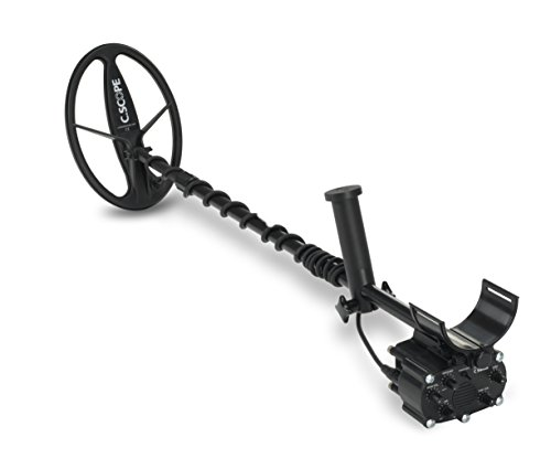 C.Scope CS6MX-i Specialist Metal Detector with 3 tone audio discrimination