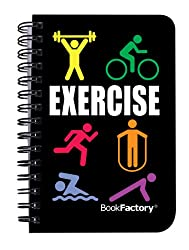 Exercise Journal Cover