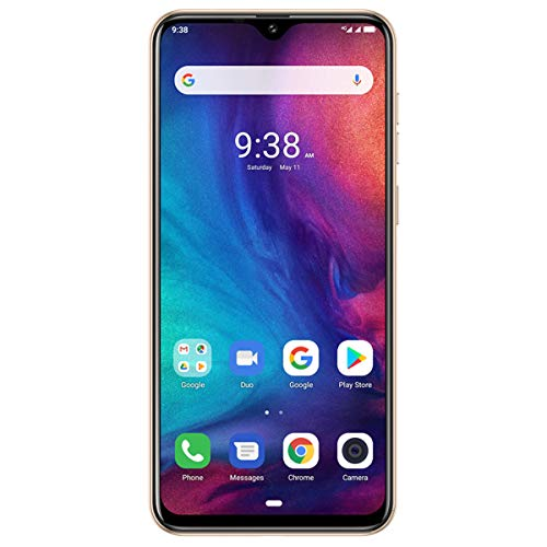 Ulefone Note 7P(2019) 4G-Smartphones ohne Vertrag, 3 GB RAM + 32 GB ROM, Android 9, 6,1-Zoll-Tautropfen, Dual-SIM-Handy, dreifache Rückfahrkamera, SIMlockfreie Handys, OTG Entsperrte Fingerabdrücke