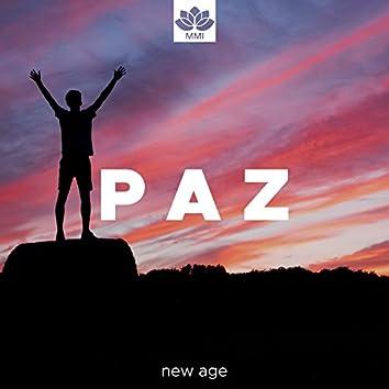 Paz New Age- Música de Relajación