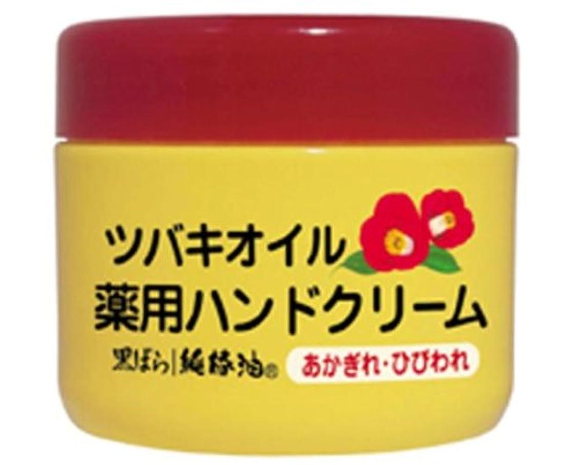 インデックスパニック擬人化ツバキオイル 薬用ハンドクリーム (医薬部外品) 80g