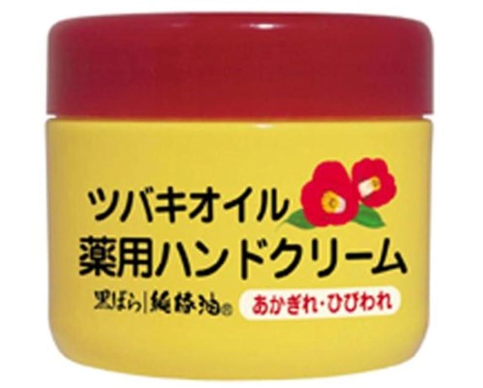 誰もサイレンワーディアンケースツバキオイル 薬用ハンドクリーム (医薬部外品) 80g