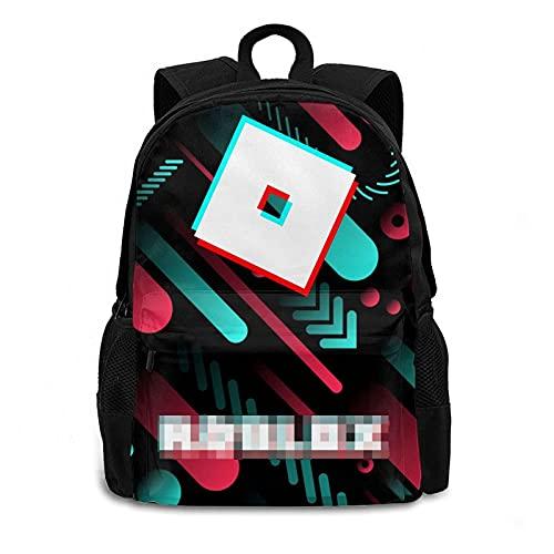 Cartoon Game Backpack Lightweight Cartoon School Book Bag Shoulders Daypack For Boys/Grils