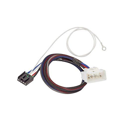 Tekonsha 3031-P Trailer Brake Control Harness 2-plug Wiring Adapter - Toyota