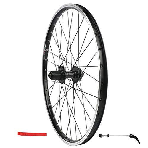 TYXTYX Mountain Bike Wheelset 26 Inch Bicycle Front Wheel Rear Wheel Double Layer Alloy MTB Rim Disc V Brake Quick Release 7 8 9 10 Speed 32H