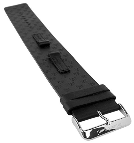 Bruno Banani Alpha Ladies Unterlagenband Ersatzband Leder schwarz BR20885 BR20886 BR20887 BR20888