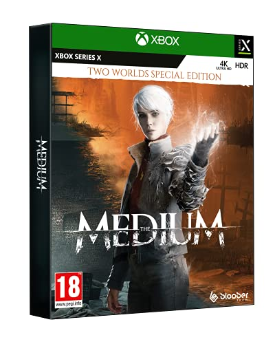The Medium: Two Worlds Special Launch Edition - [Esclusiva Amazon.It] - Xbox One/X Series