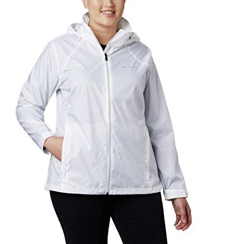 Columbia Women's Switchback III Jacket, White, Medium
