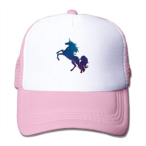 Unicorn Galaxy Space Horse Hip-Hop Neutral Gift For Friends Cool Baseball Cap