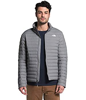 The North Face Men s Stretch Down Jacket Meld Grey L