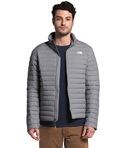 The North Face Men's Stretch Down Jacket, Meld Grey, S