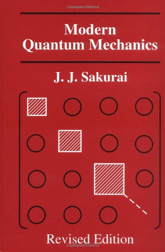 Modern Quantum Mechanics, Revised Edition