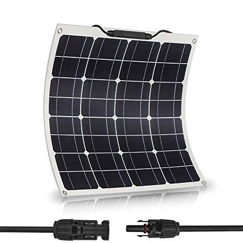 JoaSinc Module photovoltaïque souple et portable de 50W
