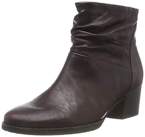 Gabor Damen Comfort Sport Stiefeletten, Rot (Chianti (Micro) 19), 36 EU
