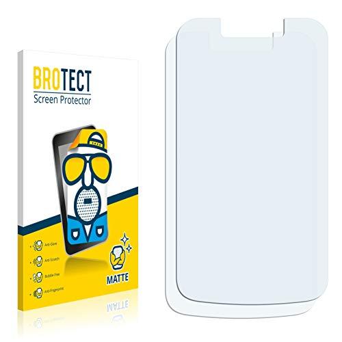 BROTECT Protector Pantalla Anti-Reflejos Compatible con Vtech Kidicom Advance (2 Unidades) Pelicula Mate Anti-Huellas
