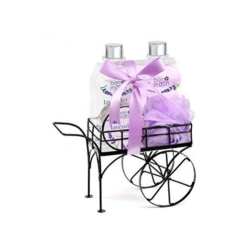 Bon Matin Set Carrito Metal Lavender 786 gr