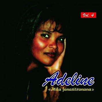 Les Adeline, Vol. 4 (Mila fanasitranana)