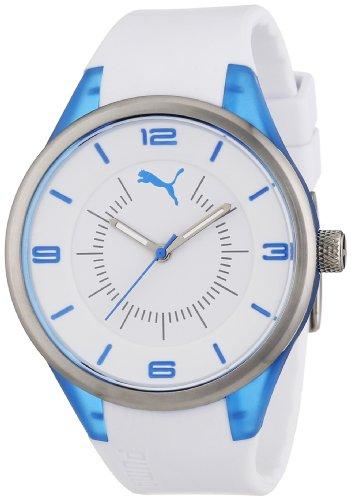 Puma PU911002003 Fusion White Light Blue Watch