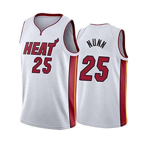 Butler Camisa de basquete masculina, camisa esportiva retrô Miami, colete sem mangas, top esportivo bordado (cor: H, tamanho: M)
