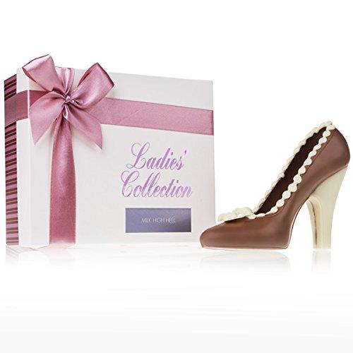 Choco High Heel - Brown - Zapato chocolate - Tacón de chocolate | Estilete de chocolate | Zapatos de mujer | Dia de la madre | Regalo para dama | San Valentín | Cumpleaños | matrimonio | Mamá