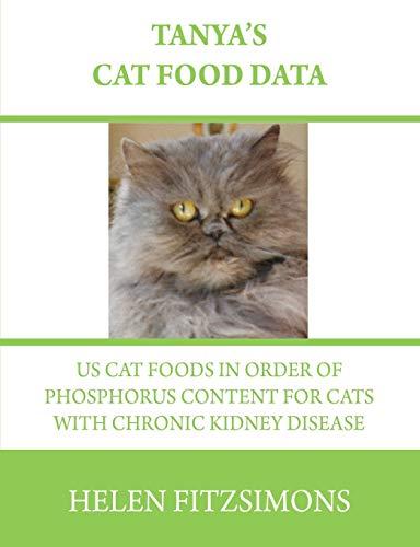 Tanya's Cat Food Data: US Foods in Order of Phosphorus...