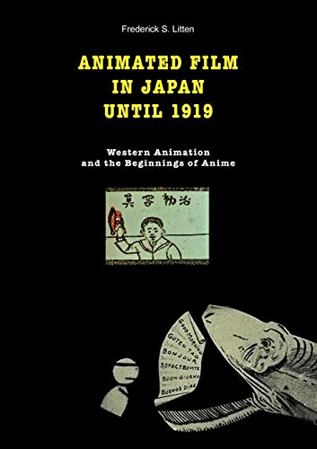 Animated film in Japan until 1919: Western animation and the beginnings of anime
