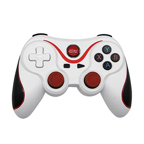 wjf T3 Wireless Bluetooth Gamepad Controller, Wireless Joystick, Für PC Handy Tablet
