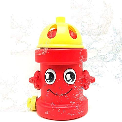 Idrante spruzzatore Splash Spruzzi d'Acqua, Tubo for innaffiare Famiglia Kids Fun idrante antincendio spruzzatore, Estate Outdoor Splash Toy Toy Shop idrante spruzzatore Huangwei7210