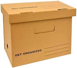 Jot Portable File Storage Boxes