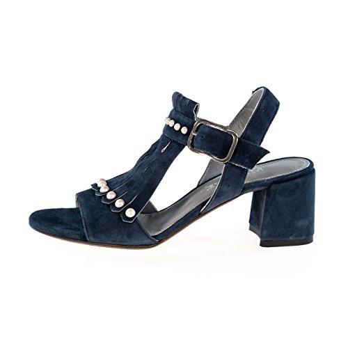 Maripe 24854F9096T55 V1 Frische Sandalette - sehr hoch geschnitten - mit leichterem Boden