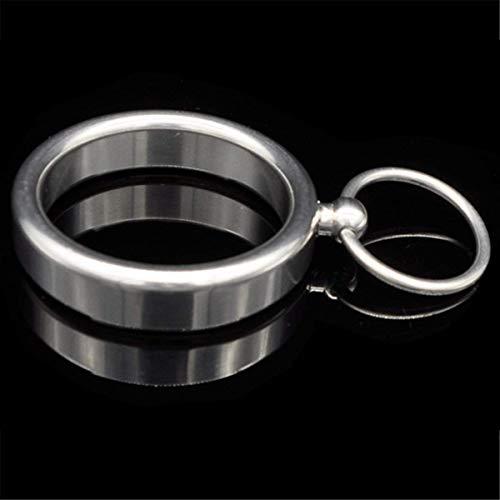 Erotik Metall Penisringe Sexspielzeuge Für Männer Edelstahl Cock Ring Hodenring Penisring