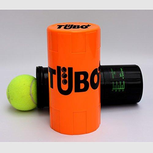 TUBOPLUS Recuperador de Bolas Tubo+ Naranja