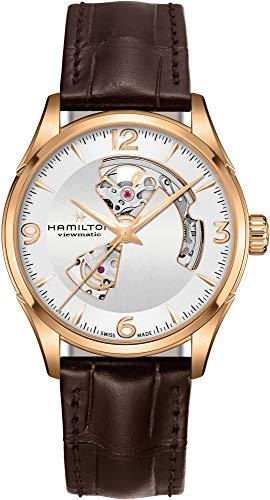 Hamilton Jazzmaster H32735551 - Reloj automático para Hombre, diseño