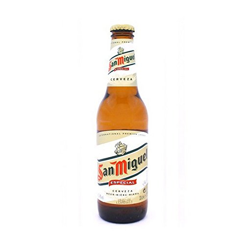Birra San Miguel bottiglia 25CL (Cartone 24 pz)