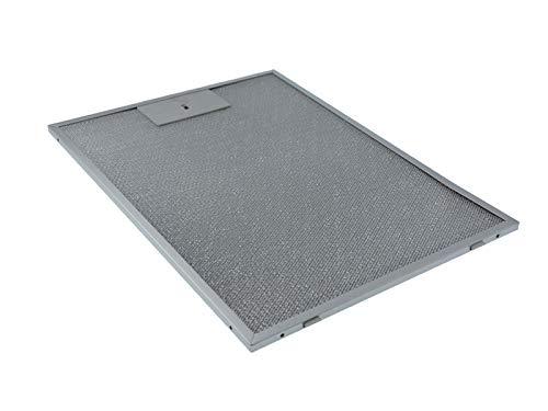 Fettfilter, Metallfilter 370x265mm passend für Bosch Siemens Dunstabzugshaube 00703451, 703451