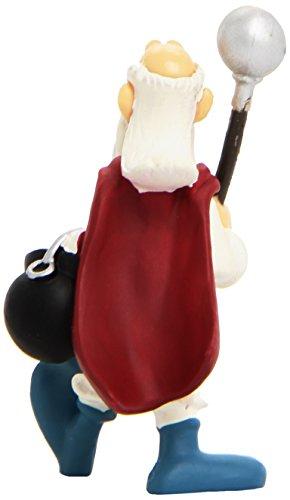 Plastoy- Astérix Figura Panoramix con Marmita, Color Blanco (PLA60504) 2