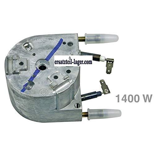ORIGINAL Heizelement Durchlauferhitzer 1400W Kaffeemaschine Bosch Siemens 641656