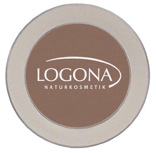 Logona Oogschaduw Mono No. 01 Taupe, natuurlijke make-up, oogschaduw, met anti-aging werkzame stoffen, subtiel glanseffect, biologische extracten, veganistisch, 2 g. 1 Artikelnummer: 02 chocolade