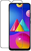 BK Jain Accessories Tempered Glass for Samsung M02 Samsung M02 Temper Glass Samsung M02 Tempered Glass Galaxy M02 Tempered Glass Galaxy M02 Screen Guard One Tempered Glass