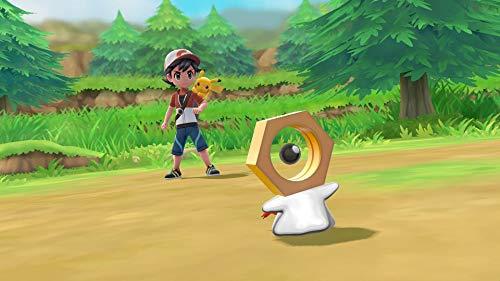Pokémon: Let´s Go, Pikachu! – [Nintendo Switch] - 5